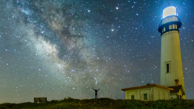 Exploring the Night – A Real Time Short Film of Dark Skies